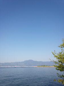 滋賀県草津市(投稿者:おたすき狸のお父さん)