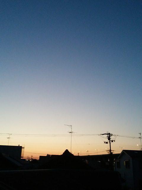 夜勤明けの会社から…(投稿者:泉州教会 三好 泉(延枝))
