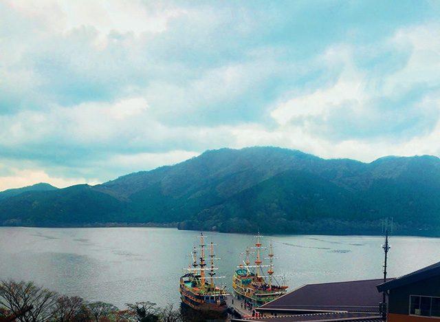 神奈川県・芦ノ湖(投稿者:おりひめ☆)