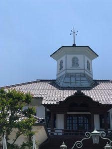 滋賀県近江八幡市 白雲館(投稿者:Plumeria)