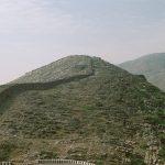ラージギルの王舎城跡