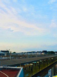 神奈川県海老名駅(投稿者:桃鉄子)