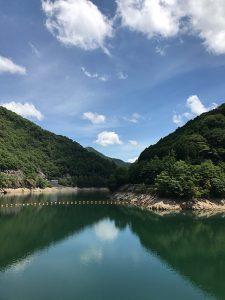 兵庫県銀山湖(投稿者:忠士)