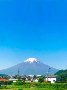 山梨・富士山駅(投稿者:桃鉄子)