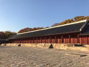 韓国 ソウル 宗廟(投稿者:おおまち)