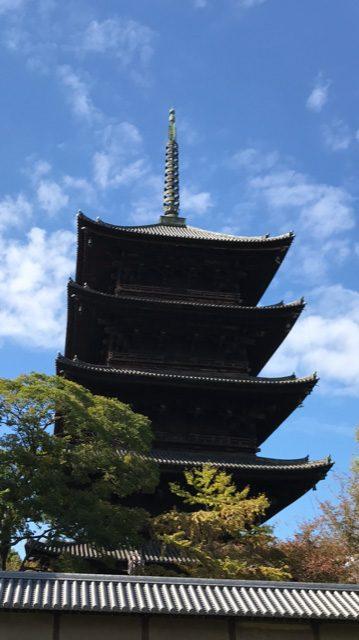 京都市 世界遺産 東寺(投稿者:忠士)