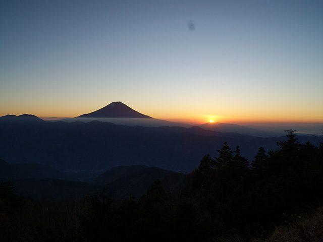 七面山(投稿者:滋賀のタンタン)