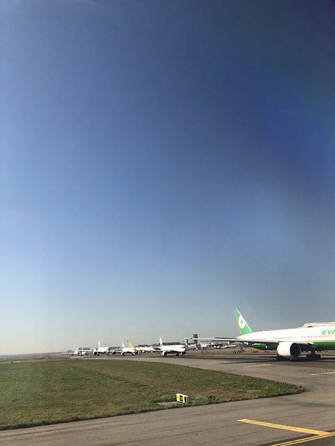 台湾桃園国際空港(投稿者:Plumeria)