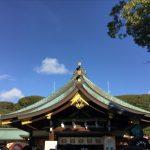 尾張一宮 真清田神社(投稿者:サンガの皆さに写真の福の神が届きますように)