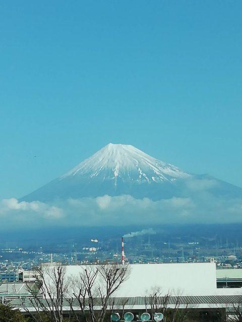 富士山(投稿者:友里江)