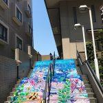 江戸川教会 階段(投稿者:川又)