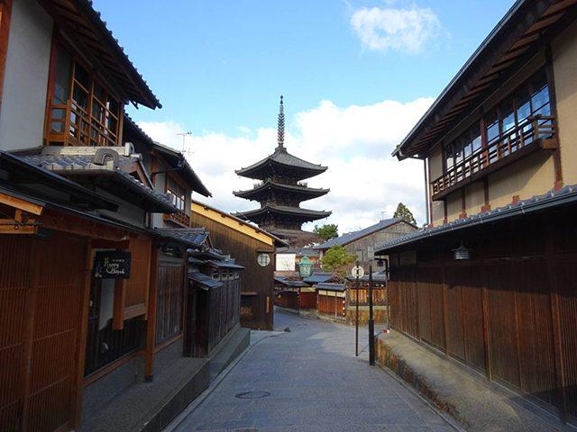 京都府・八坂通り(投稿者:きったかこうじ)
