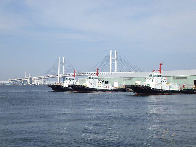横浜港 山下埠頭(投稿者:ヤスノリ)
