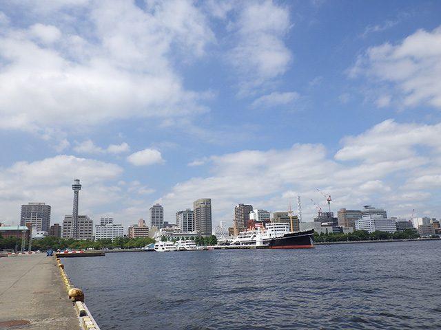 横浜港 山下埠頭(投稿者:ヤスノリ(新宿教会))