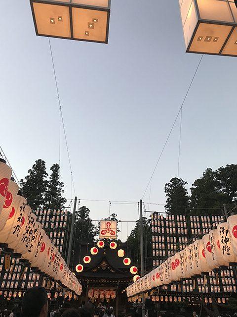 滋賀県 多賀大社(投稿者:野球少年の母)