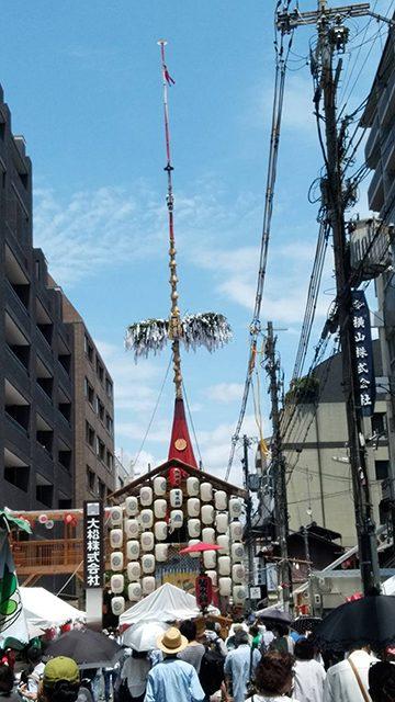 京都祇園祭(投稿者:yura/yoshimi)