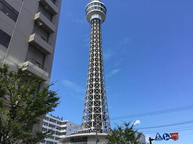 横浜マリンタワー(山下公園そば)(投稿者:ヤスノリ(新宿教会))