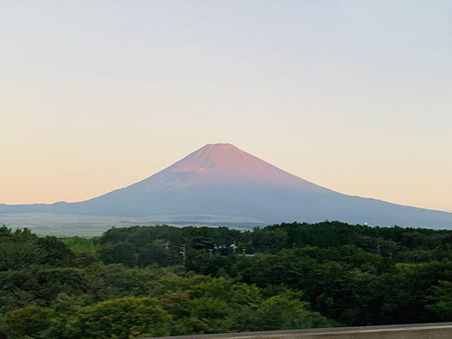 新東名高速から(投稿者:木村智紀)