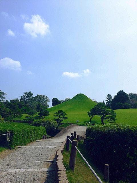 熊本県・水前寺成趣園(投稿者:桃鉄子)