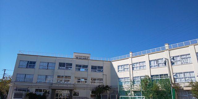 地元の小学校(投稿者:ゲンコツ)