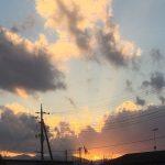 きれいな夕焼け(投稿者:M.I.)