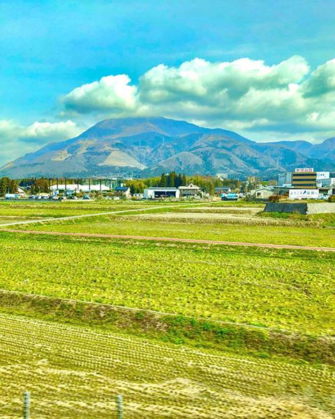 滋賀県・伊吹山(投稿者:桃鉄子)