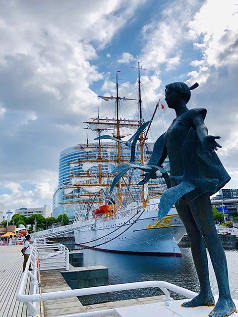横浜・日本丸メモリアルパーク(投稿者:おりひめ☆)
