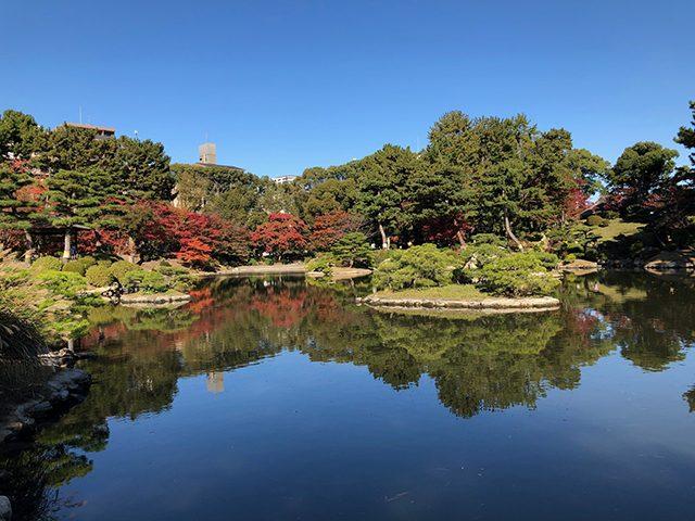 広島市 縮景園(投稿者:はたこ)