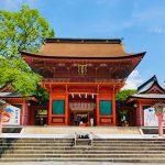 静岡県富士宮市・富士山本宮浅間大社(投稿者:黄色いバラ)