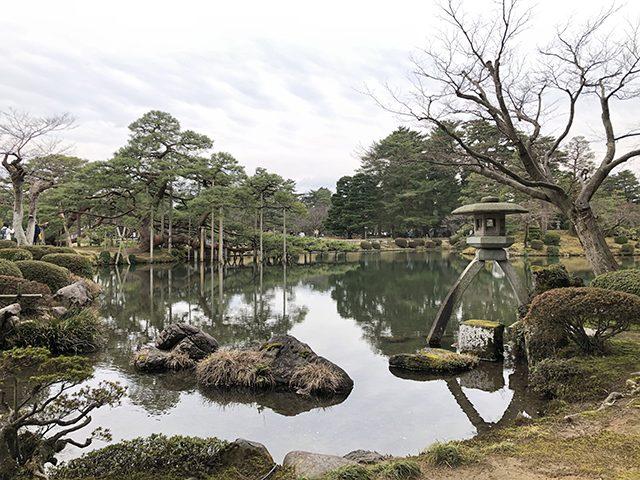 金沢・兼六園 (投稿者:M.I.)