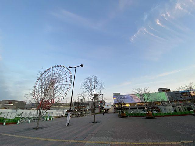 東京テレポート駅前(投稿者:通りがかりの魚)