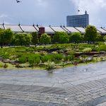 横浜港駅プラットホーム跡(投稿者:砂時計)