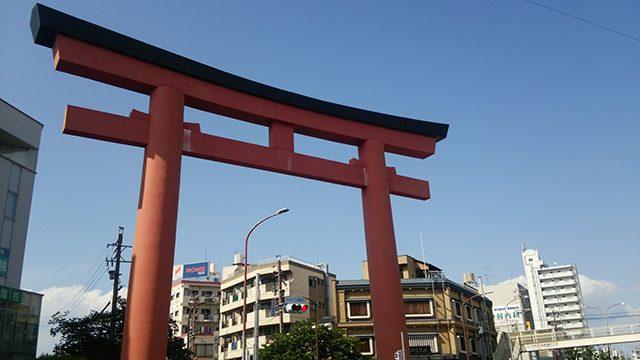 中村公園交差点(投稿者:らすかる)