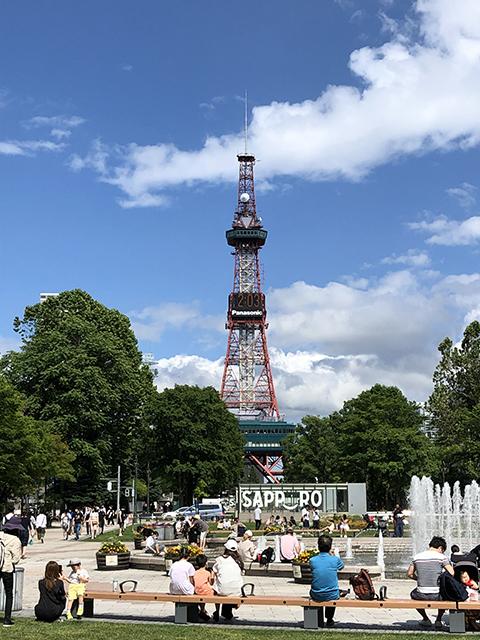 札幌市 大通り公園(投稿者:ヒロマサ)