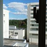 栃木県下都賀郡壬生町獨協大学病院 病室の窓から(投稿者:じゅん)