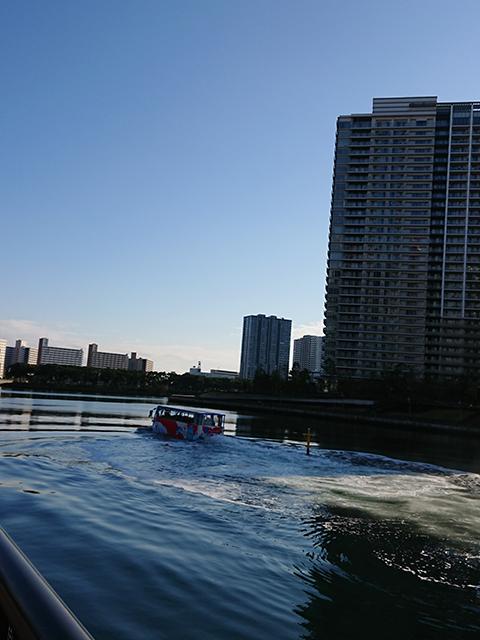 有明 水陸両用バス(投稿者:みーこ)