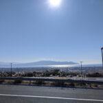 駿河湾を望む(投稿者:せっちゃん)