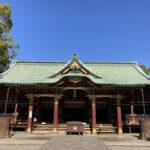 文京区根津神社(投稿者:みゆどりこ)