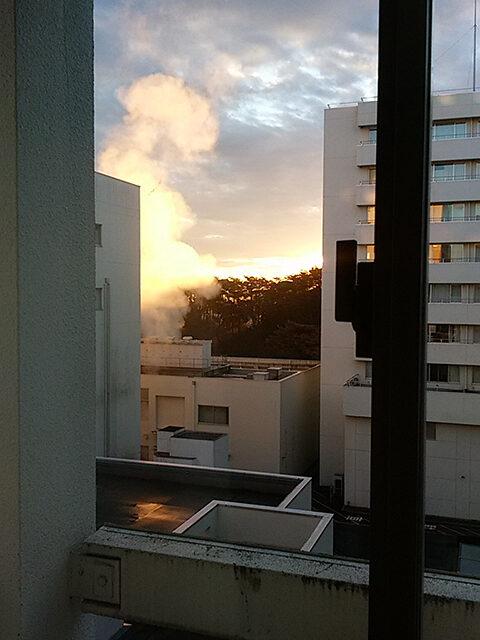 病室の窓から(投稿者:じゅん)