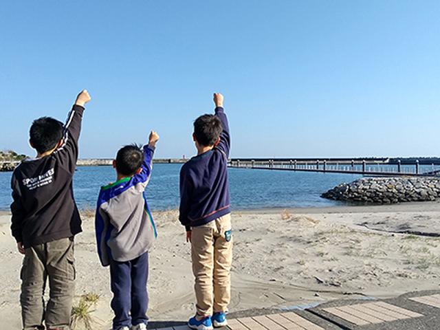 いわき市海岸(投稿者:伊藤順朗)