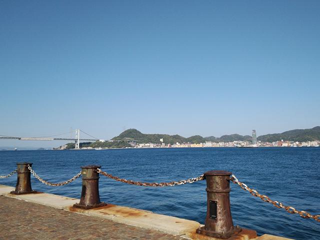 山口県下関市(関門海峡)(投稿者:下関のかめちゃん)